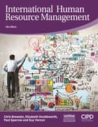 International Human Resource Management ebook by Christopher Brewster, Dr Elizabeth Houldsworth, Paul Sparrow,...