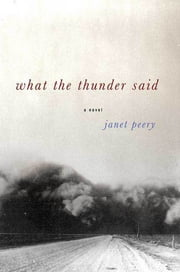What the Thunder Said - A Novella and Stories ebook by Janet Peery