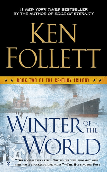 Winter of the World - Book Two of the Century Trilogy 電子書 by Ken Follett