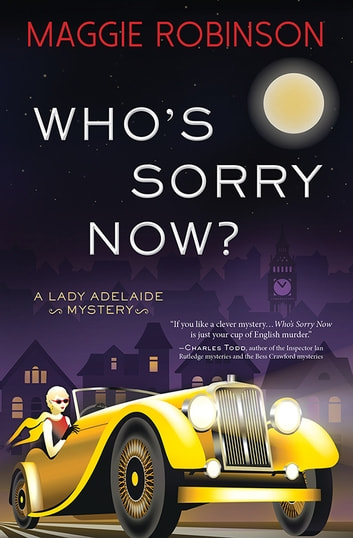 Who's Sorry Now? ebook by Maggie Robinson
