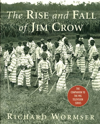 The Rise and Fall of Jim Crow - The Companion to the PBS Television Series ebook by Richard Wormser