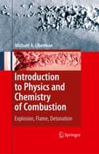 Introduction to Physics and Chemistry of Combustion ebook by Michael A. Liberman
