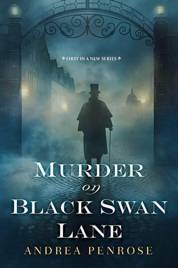 Murder on Black Swan Lane ebook by Andrea Penrose