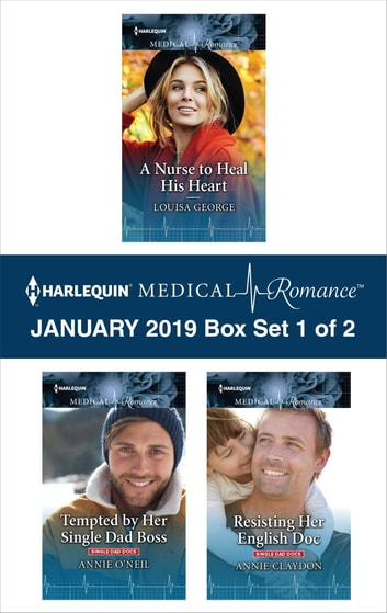 Harlequin Medical Romance January 2019 - Box Set 1 of 2 - An Anthology ekitaplar by Louisa George,Annie O'Neil,Annie Claydon