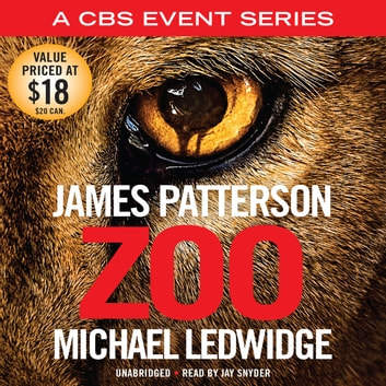 Zoo livre audio by James Patterson,Michael Ledwidge