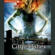 City of Ashes audiobook by Cassandra Clare