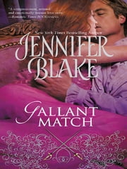 Gallant Match ebook by Jennifer Blake