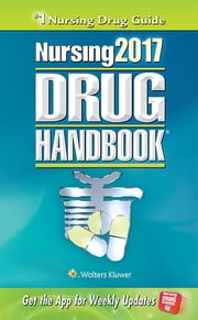 Nursing2017 Drug Handbook ebook by Lippincott