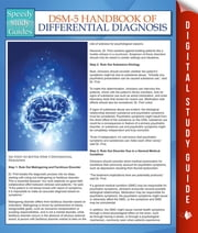DSM-5 Handbook Of Differential Diagnosis (Speedy Study Guides) ebook by Speedy Publishing