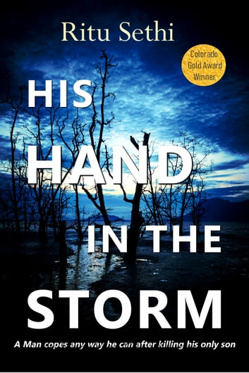 His Hand In the Storm - Gray James Detective Murder Mystery ebook by Ritu Sethi
