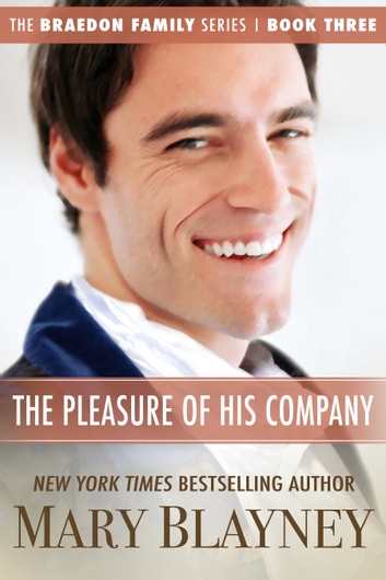 The Pleasure of His Company ebook by Mary Blayney