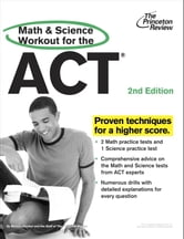 Math and Science Workout for the ACT, 2nd Edition ebook by Princeton Review