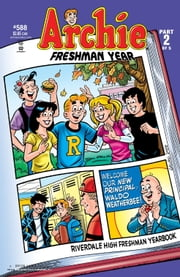 Archie #588 ebook by Batton Lash,Bill Galvan,Bob Smith,Jack Morelli,Glenn Whitmore