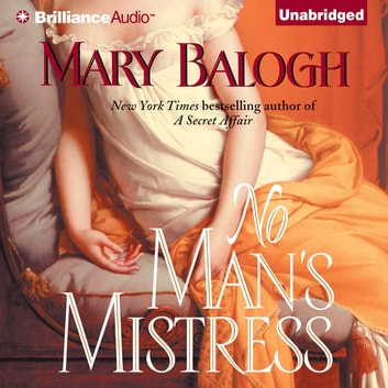 No Man's Mistress audiobook by Mary Balogh