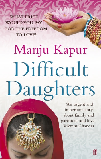 Difficult Daughters ebook by Manju Kapur