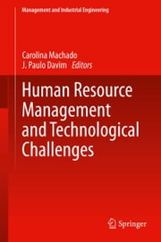 Human Resource Management and Technological Challenges ebook by