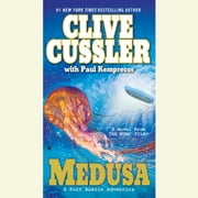 Medusa audiobook by Clive Cussler, Paul Kemprecos