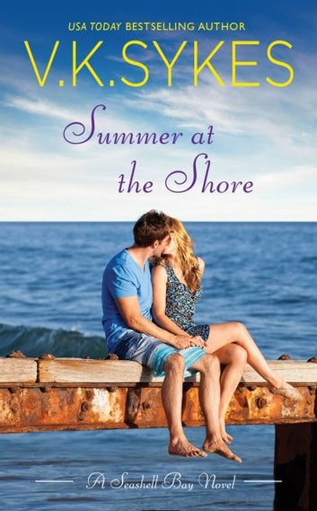 Summer at the Shore ebook by V. K. Sykes