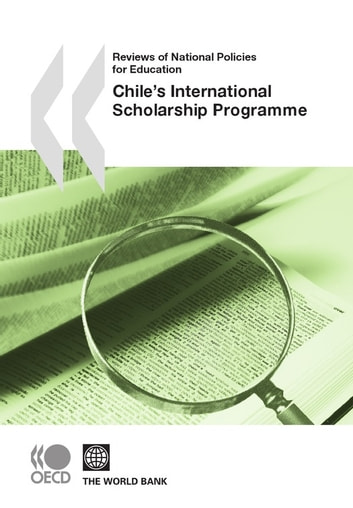 Chile's International Scholarship Programme ebook by Collective