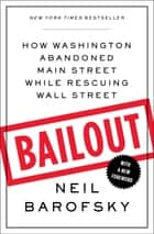 Bailout ebook by Neil Barofsky