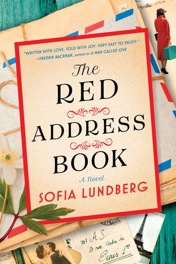 The Red Address Book ebook by Sofia Lundberg