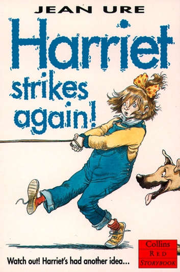 Harriet Strikes Again ebook by Jean Ure