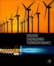 Modern Engineering Thermodynamics ebook by Robert T. Balmer