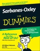 Sarbanes-Oxley For Dummies ebook by Jill Gilbert Welytok