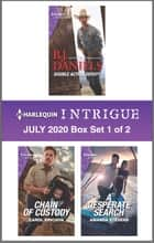 Harlequin Intrigue July 2020 - Box Set 1 of 2 ebook by B.J. Daniels, Carol Ericson, Amanda Stevens