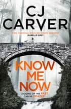 Know Me Now ebook by CJ Carver