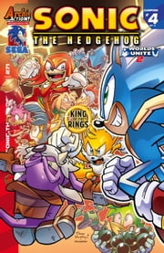 Sonic the Hedgehog #271 ebook by Ian Flynn,Tracy Yardley,John Workman,Ben Hunzeker,Ryan Jampole,Diana Skelley,Terry Austin,Gabriel Cassata