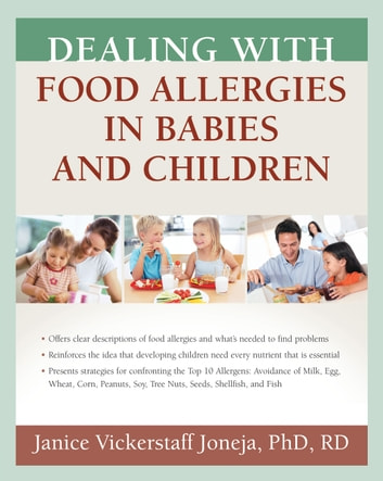 dealing with food allergies in babies and children