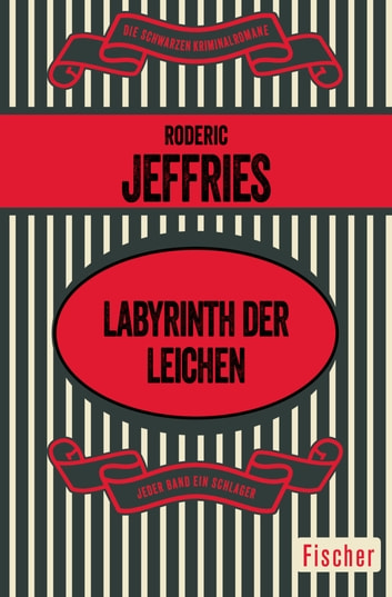 Labyrinth der Leichen ebook by Roderic Jeffries