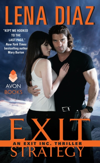 Exit Strategy - An EXIT Inc. Thriller ebook by Lena Diaz