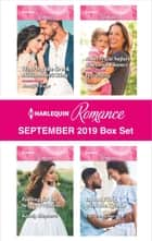 Harlequin Romance September 2019 Box Set ebook by Jennifer Faye, Liz Fielding, Kandy Shepherd,...