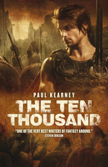 The Ten Thousand 電子書 by Paul Kearney