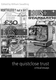 The Quistclose Trust - Critical Essays ebook by William Swadling