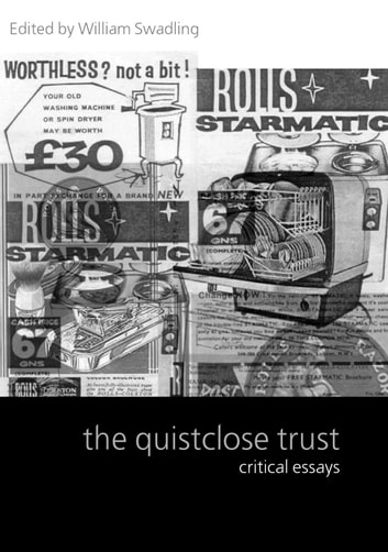 The Quistclose Trust - Critical Essays ebook by