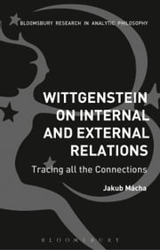 Wittgenstein on Internal and External Relations - Tracing all the Connections ebook by Jakub Mácha