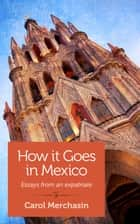 How it Goes in Mexico ebook by Carol Merchasin