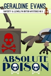 Absolute Poison - British Detective Series ebook by Geraldine Evans