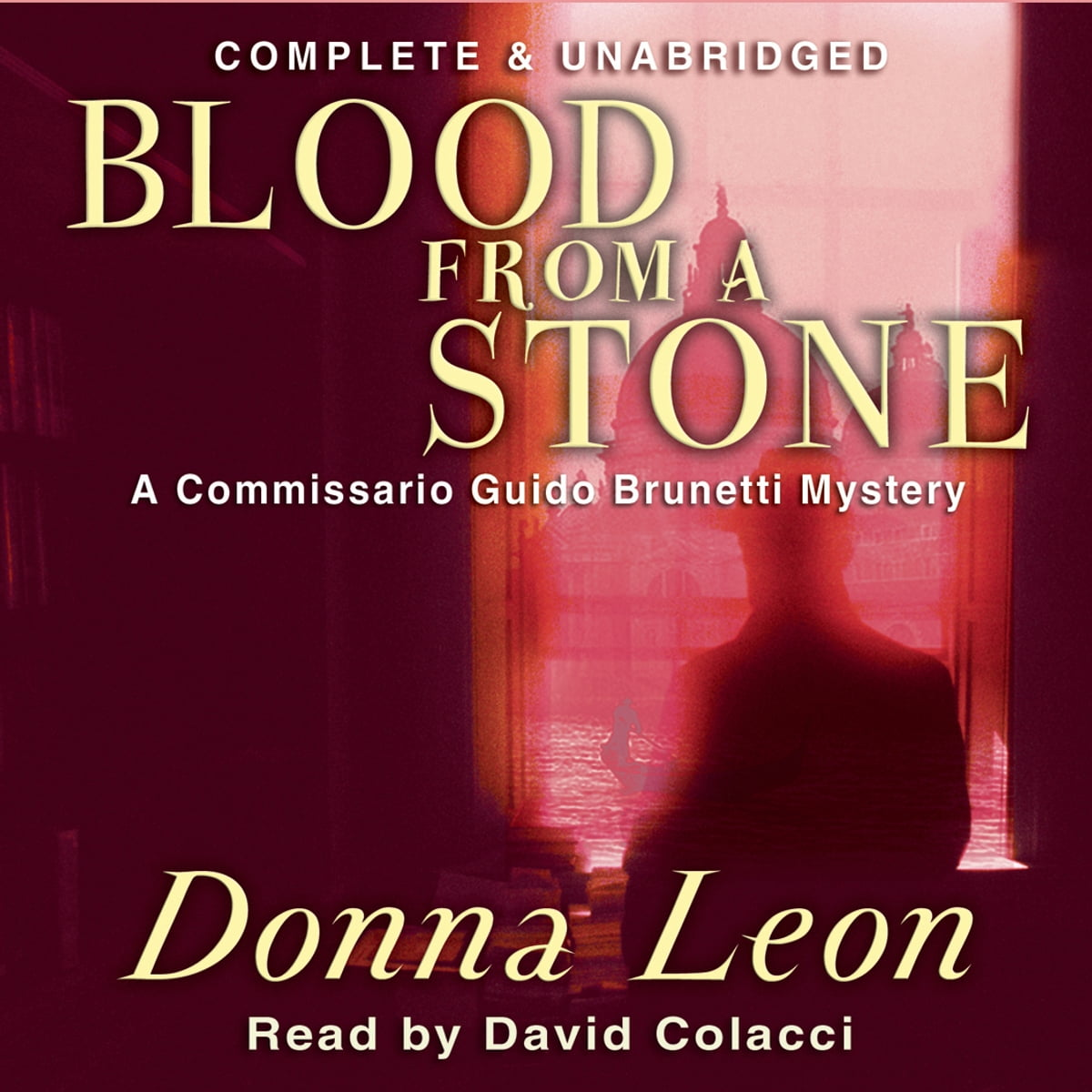 Blood From A Stone Audiobook By Donna Leon