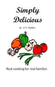 Simply Delicious ebook by P.A. Hopkins
