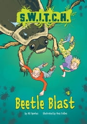 #06 Beetle Blast ebook by Ali  Sparkes,Ross  Collins