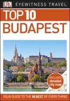 Top 10 Budapest ebook by DK Travel