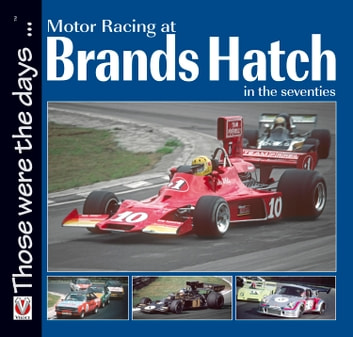 Motor Racing at Brands Hatch in the Seventies ebook by Chas Parker