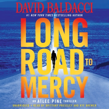 Long Road to Mercy audiobook by David Baldacci