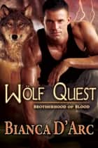 Wolf Quest ebook by