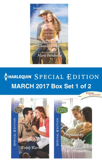Harlequin Special Edition March 2017 Box Set 1 of 2 - An Anthology ebook by Marie Ferrarella,Wendy Warren,Rachael Johns