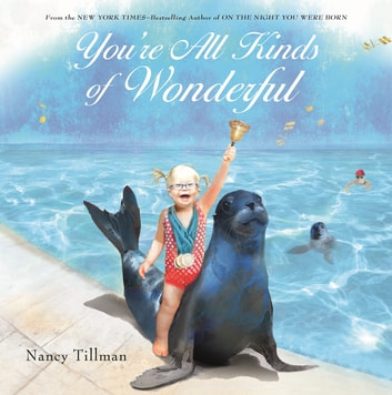 You're All Kinds of Wonderful eBook by Nancy Tillman